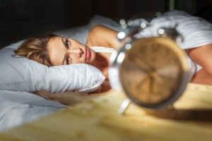 woman image - hypnotherapy for insomnia