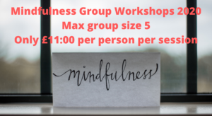 Paisley mindfulness courses 2020 photo