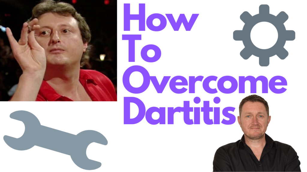 How to overcome dartitis image