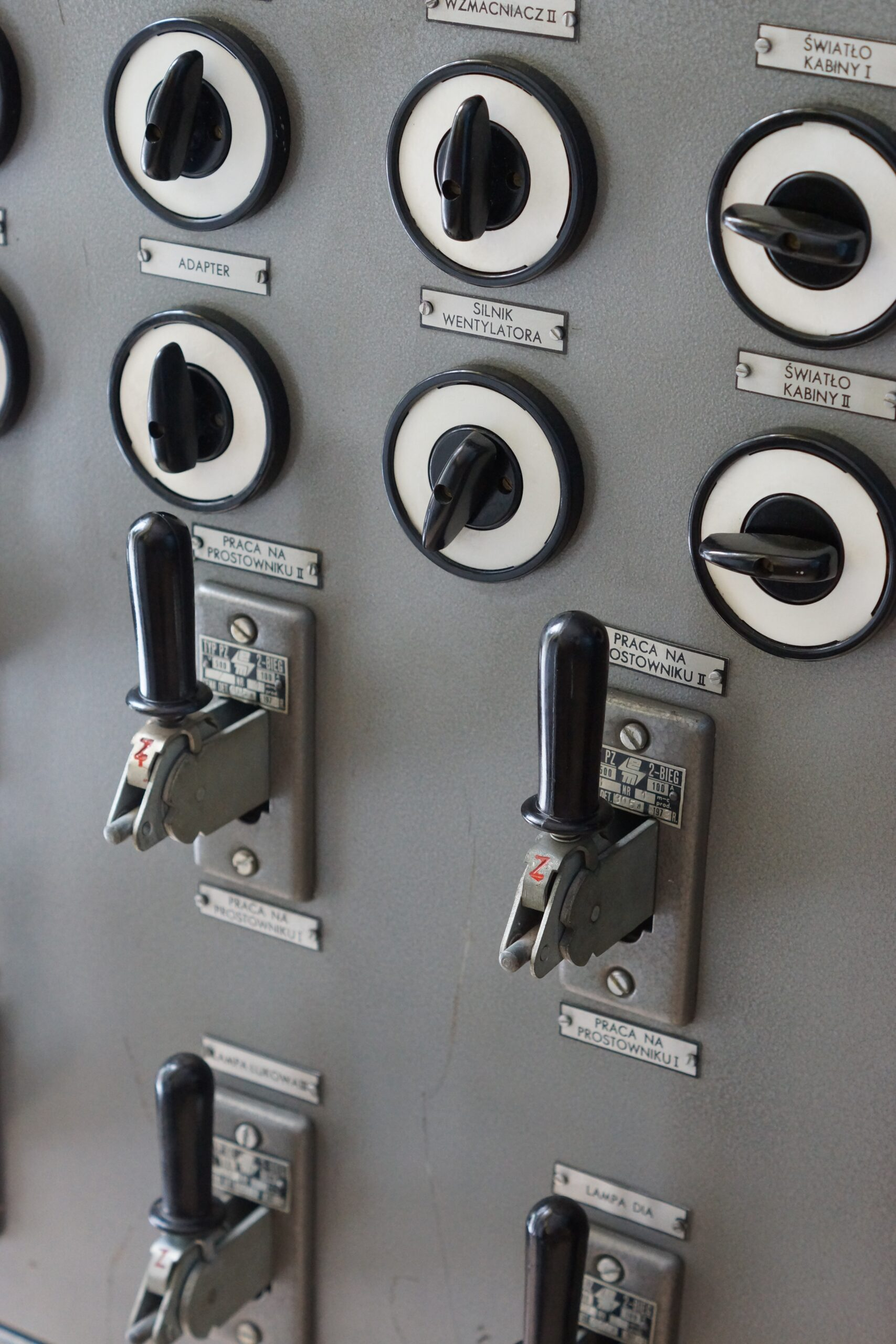 electrical switches photo